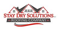 Stay Dry Solutions LLC A Roofing Company Logo